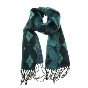 The Rail Argyle Scarf